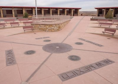 Four Corners Monument (Navajo Nation Parks)