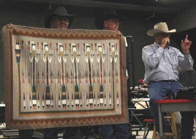 Crownpoint Rug Auction, NM