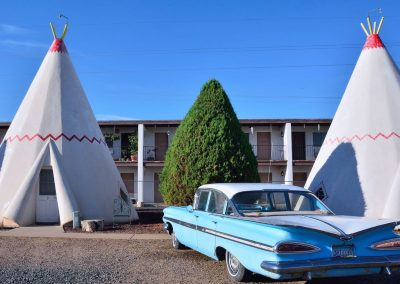 Wigwam Motel – Holbrook, Arizona