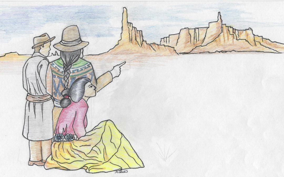 Engaging with Navajos