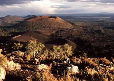 Sunset Crater Volcano National Monument, AZ